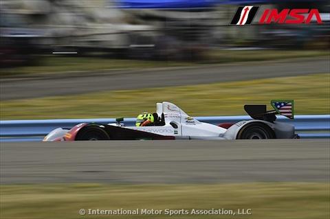 160704 IMSA race Zande actie