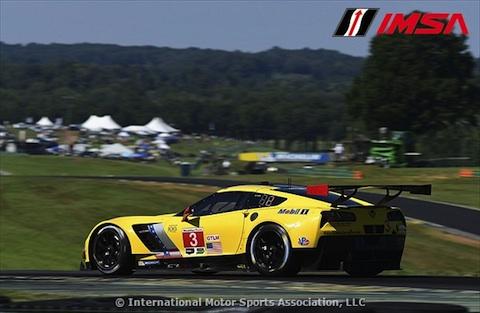 160829 IMSA VIR Race Corvette