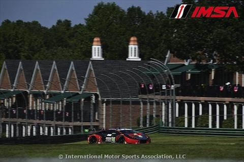 160829 IMSA VIR Race Lamborghini
