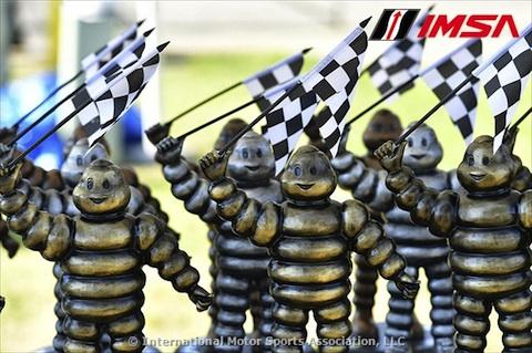 160829 IMSA VIR Race trophies