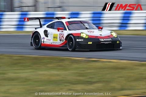 161215 IMSA Test Porsche