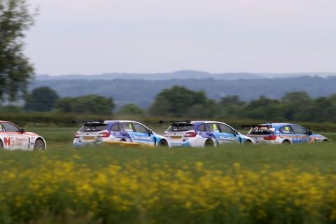 Rob Collard took advantage of Subaru clash