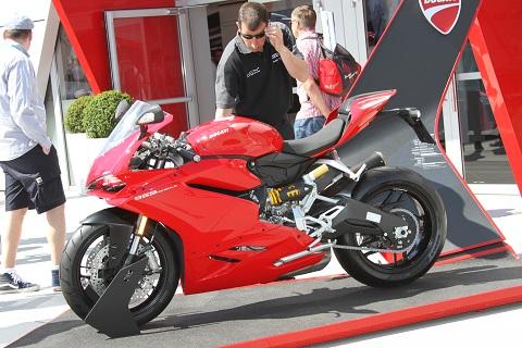 2016 Ducati