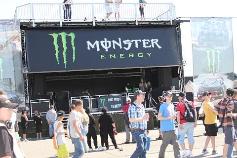 2016 Monster Energy
