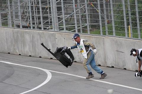 DTM Reden Safetycar