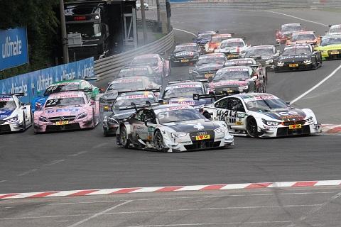 DTM Start Race