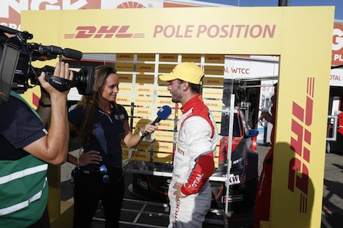 160903 WTCC Quali Lopez Interview