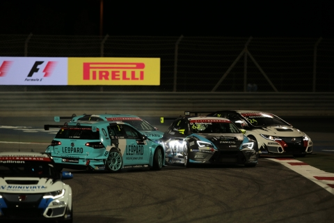 Bahrain R1 pile up-tcr