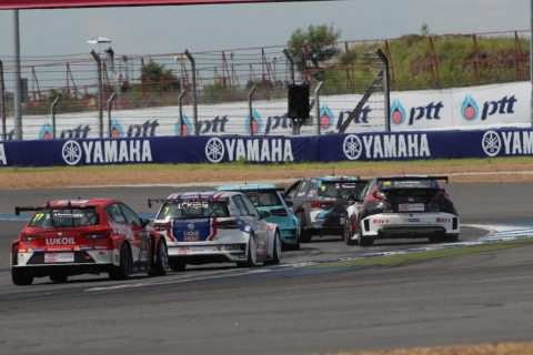 Buriram close battle