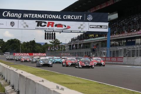 2016 TCR International Buriram