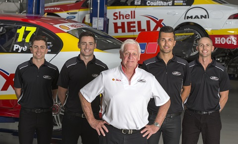 2016 DJR Team Penske Line Up