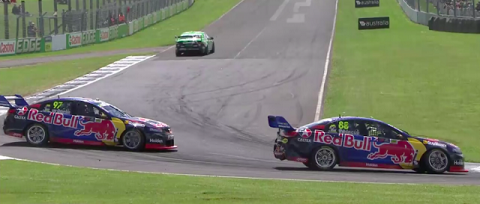 2016 SVG Whincup incident