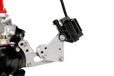 Rotax Kart Support Plate System