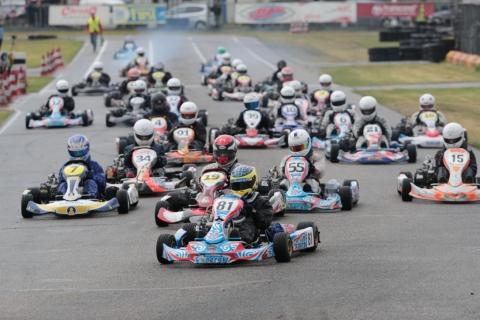 Wedstrijdinformatie Officieel Nk 4 Takt Karting Op Berghem Autosport Nl