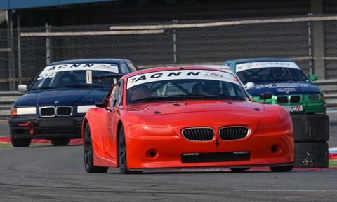 Circuit zolder ontvangt acnn coureurs autosport