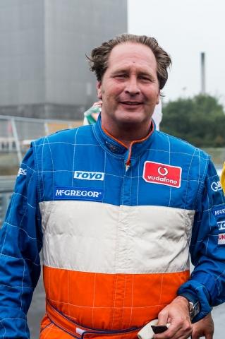 Jan Peter van Leeuwen Cupwinnaar Ooperon BMW Cup Foto Serge Duursma
