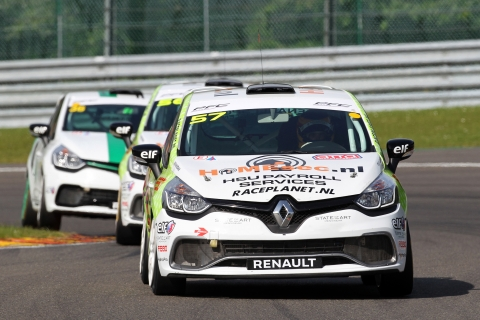 Picture Clio Cup Benelux