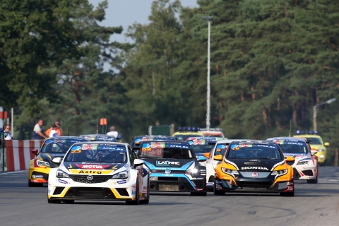 TCR Benelux - 24 Hours of Zolder - QLR - Opel Astra TCR - Corthals-Caprasse
