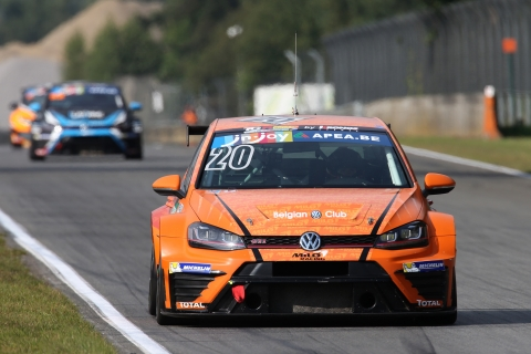 TCR Benelux - Vincent Radermecker