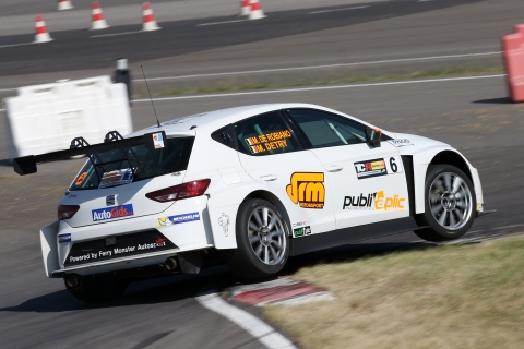 TCR SEAT Ferry Monster Autosport