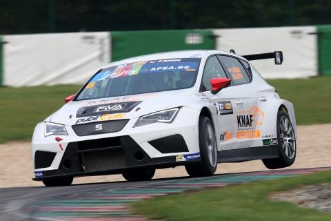 TCR Benelux - Willem Meijer - SEAT Leon TCR - Ferry Monster Autosport