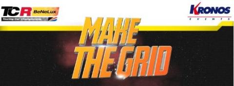 make the grid klein