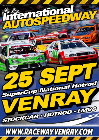 20160809 racewayvenray poster race5