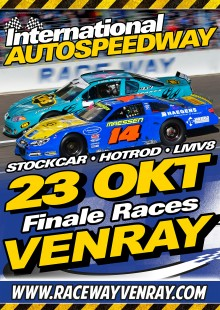 racewayvenray poster race6
