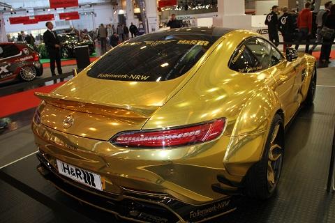 2016 Gouden Mercedes