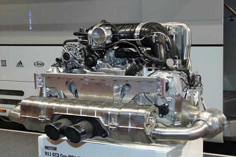 2016 Porsche GT 3  Cup motor