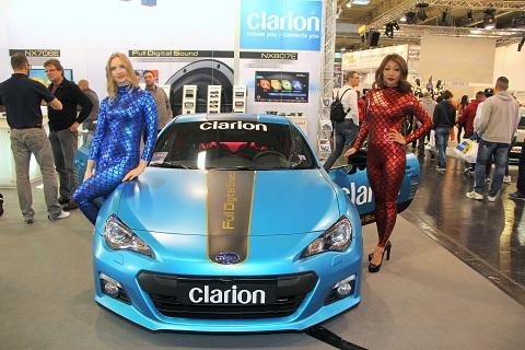 2016 Clarion