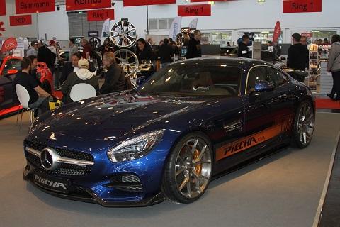 Mercedes GT Thema