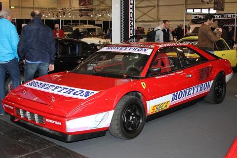 2016 TC Moneytron Ferrari