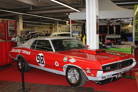 2016 TC NASCAR Cougar
