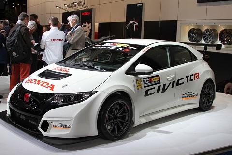 2016 TCR Honda 2