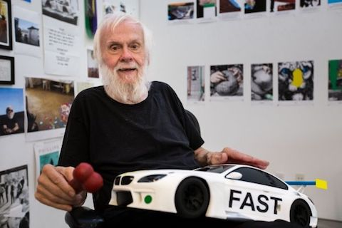 161130 Art Car Baldessari concept