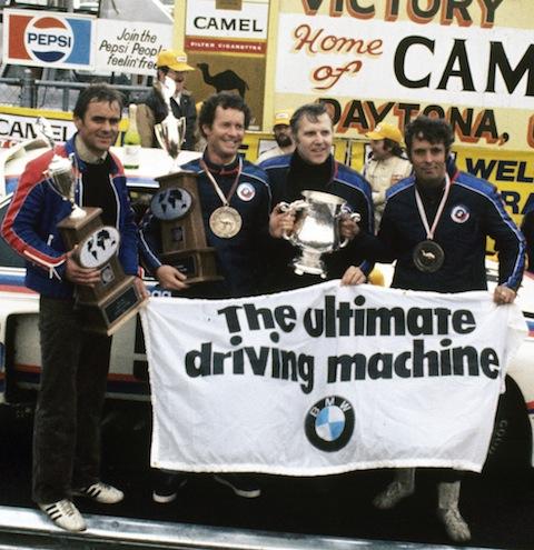 Victory at daytona 1976