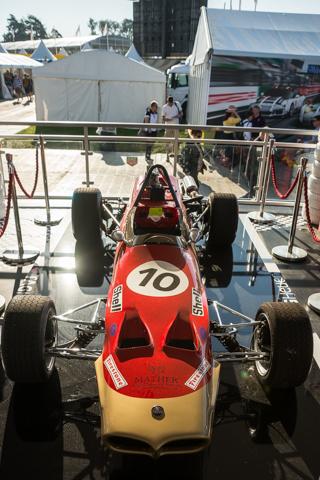 Autosport FoS BvdW-7