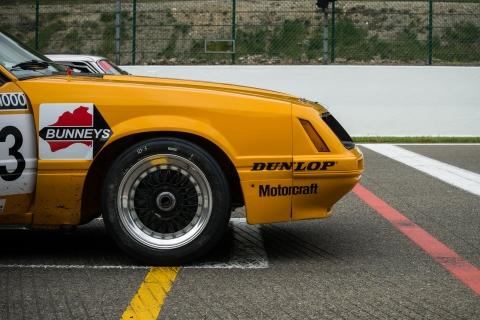 Spa Classic Autosport BvdW-1