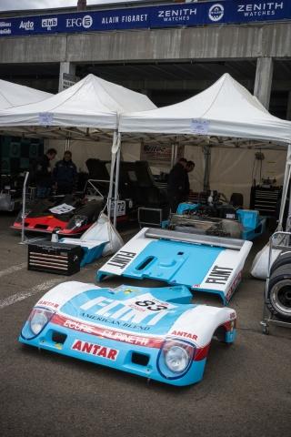 Spa Classic Autosport BvdW-10