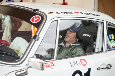 Spa Classic Autosport BvdW-12