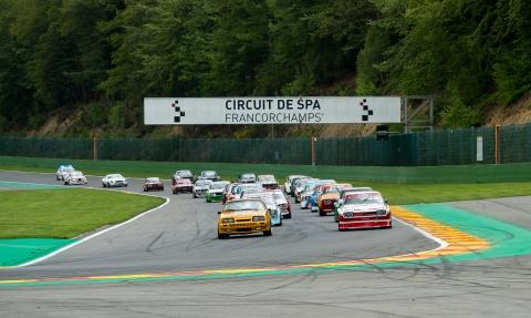 Spa Classic Autosport BvdW-2