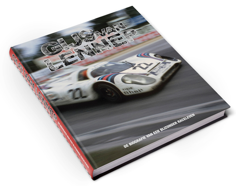 Gijs van Lennep biografie cover