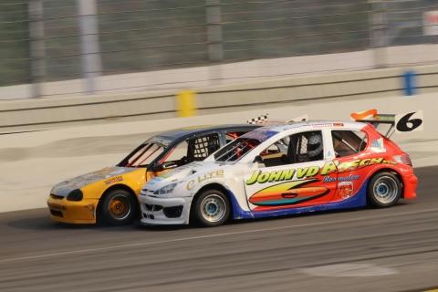 SuperCup National Hotrods John van den Bosch  Lars Dreschel