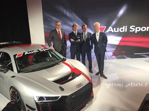 171231 Review Audi GT4