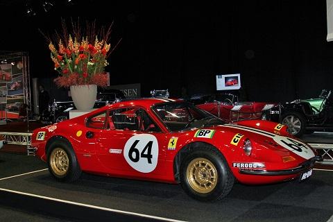 2017 Ferrari Dino 246 GT 1967