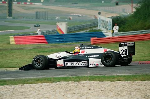 1992 Luca Badoer