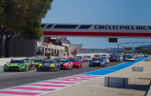 Start 24H CIRCUIT PAUL RICARD 2016 800pix