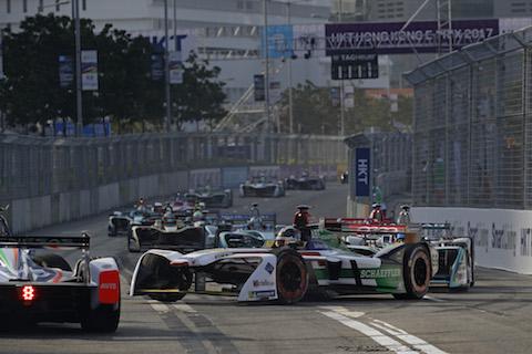 171203 FE Race Rosenqvist spin