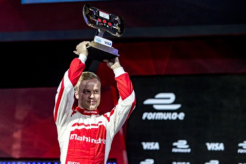 2017 Rosenqvist